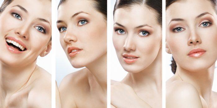 Meso facialvitaminas, Tratamientos faciales